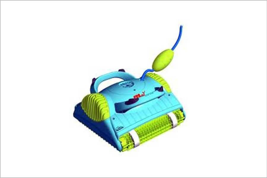 רובוט לבריכה MOBY